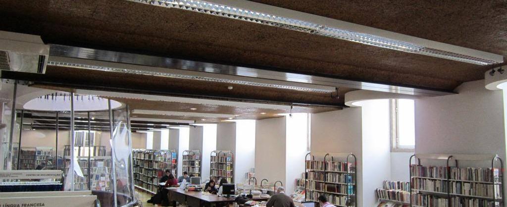 Isolation intérieure d'un plafond en liège expansé